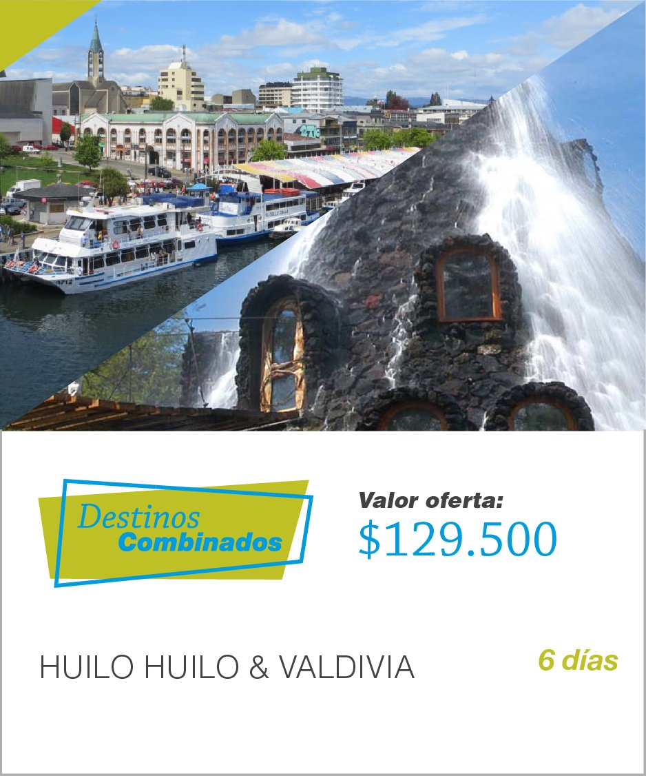 HUILO HUILO & VALDIVIA