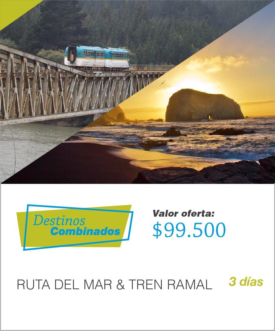 RUTA DEL MAR & TREN RAMAL