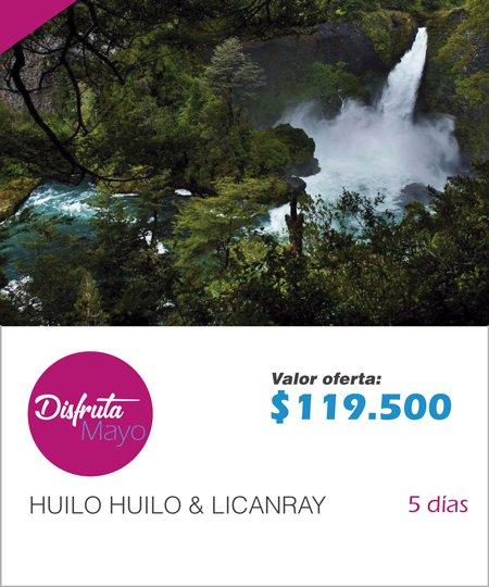 HUILO HUILO & LICANRAY