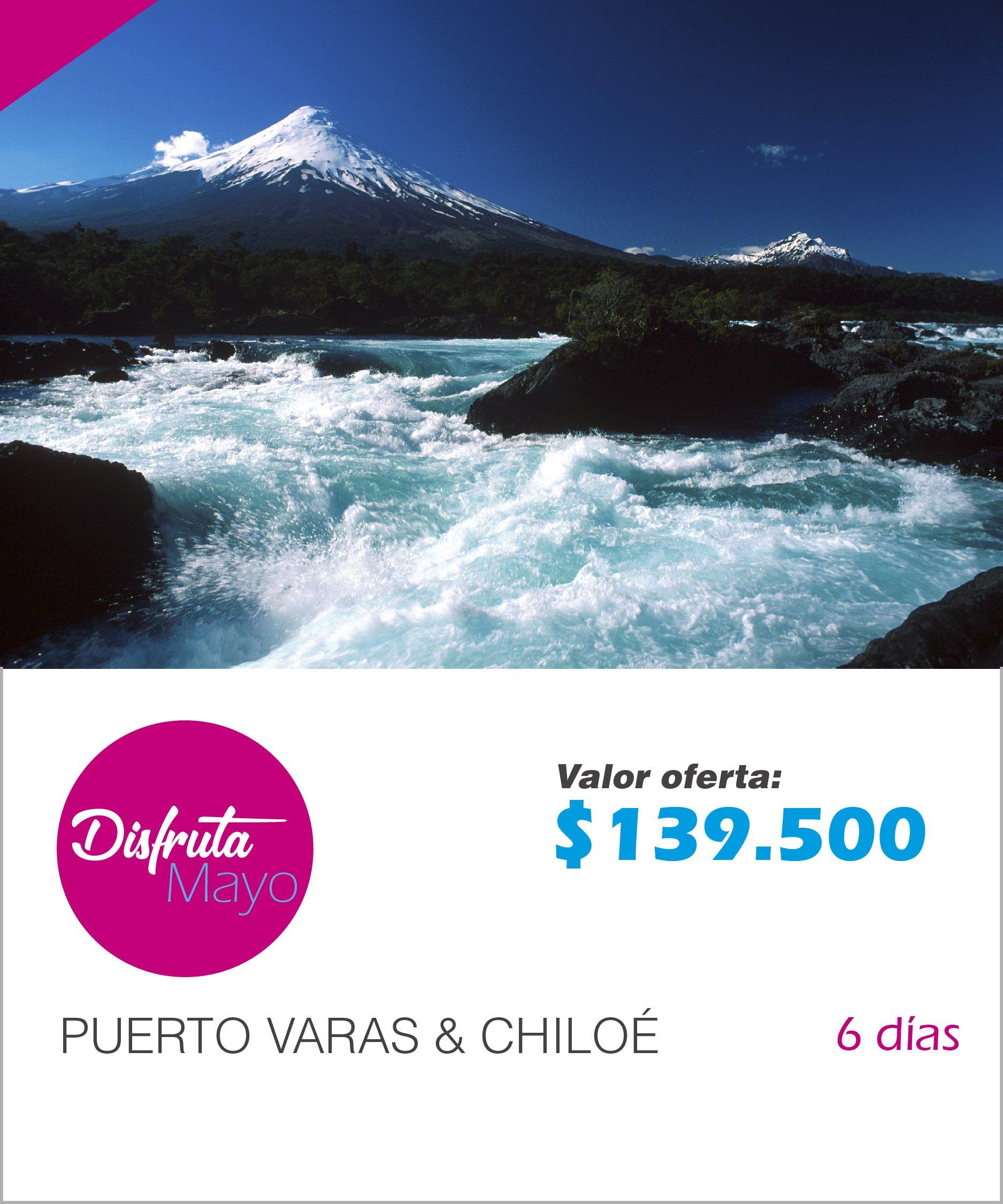 PUERTO VARAS & CHILOE