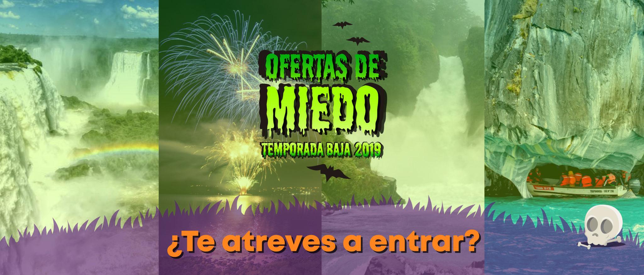 CARRUSEL OFERTAS DE MIEDO