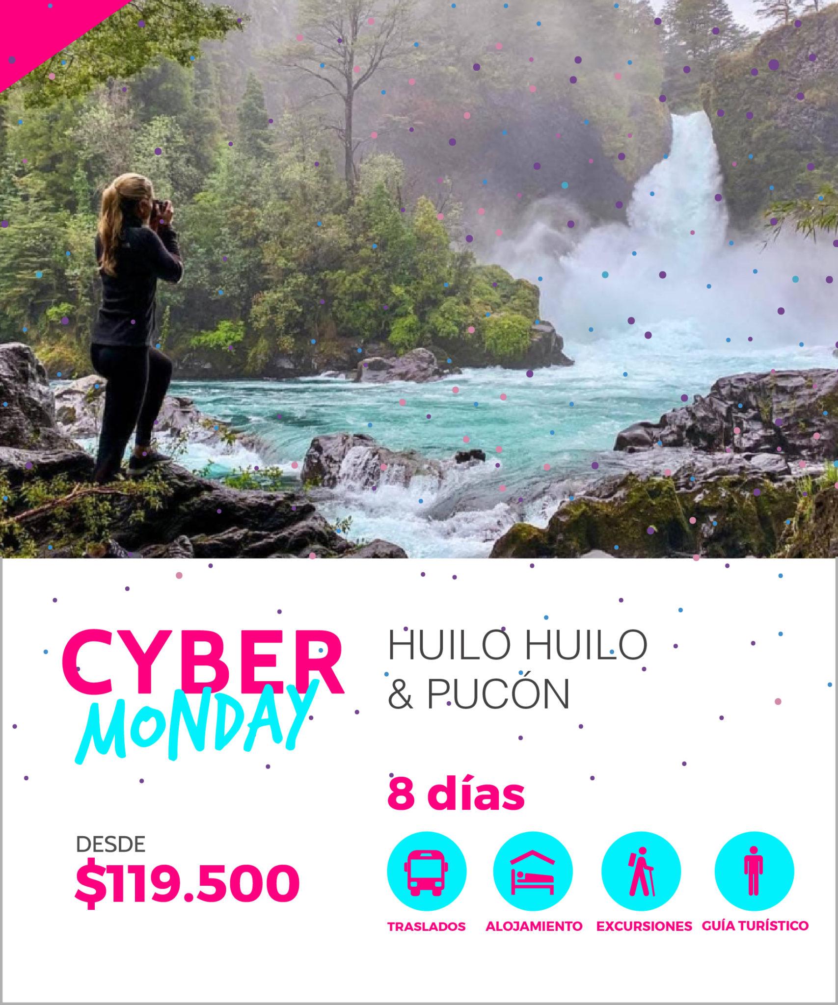 HUILO HUILO & PUCON