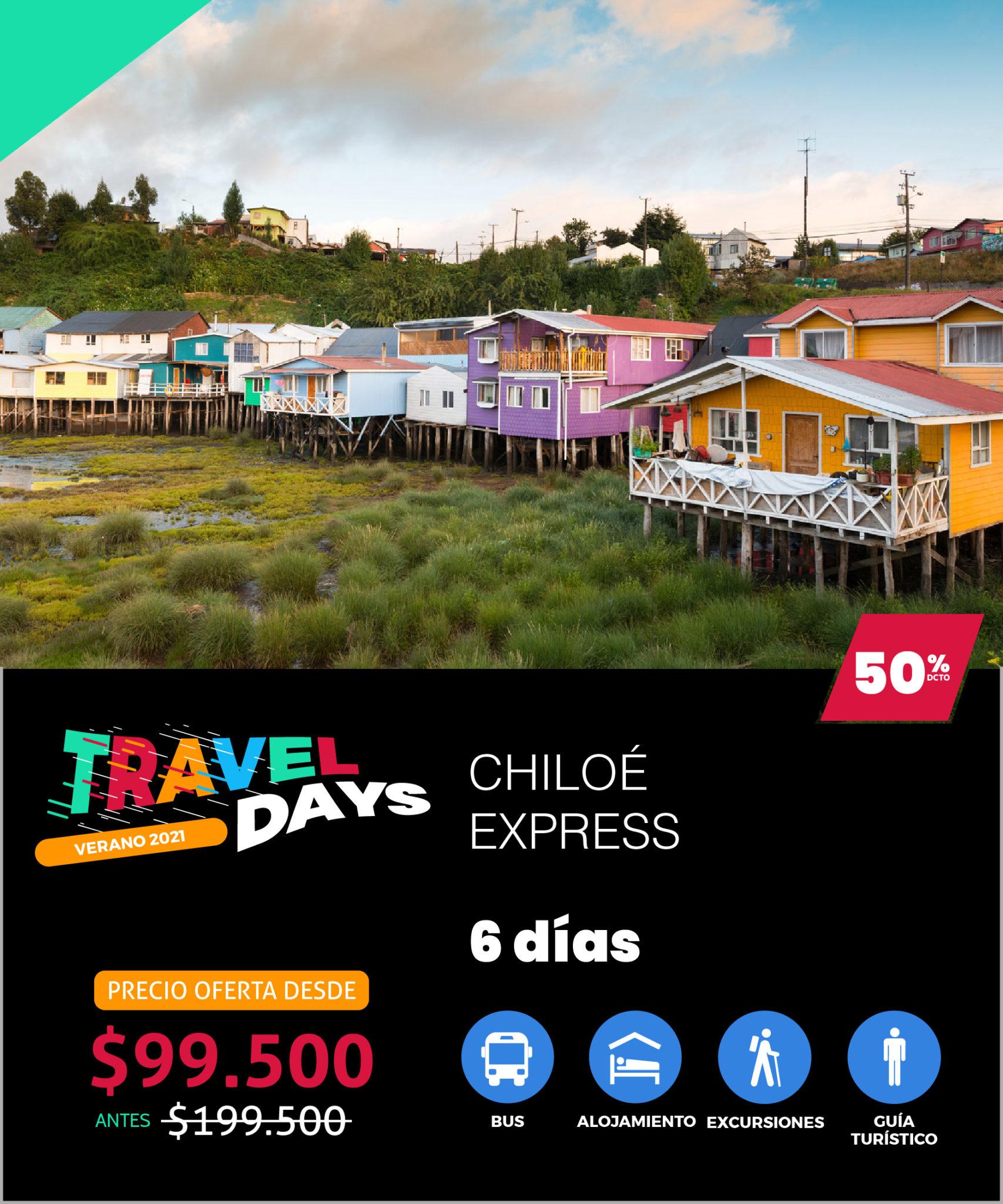 CHILOÉ EXPRESS