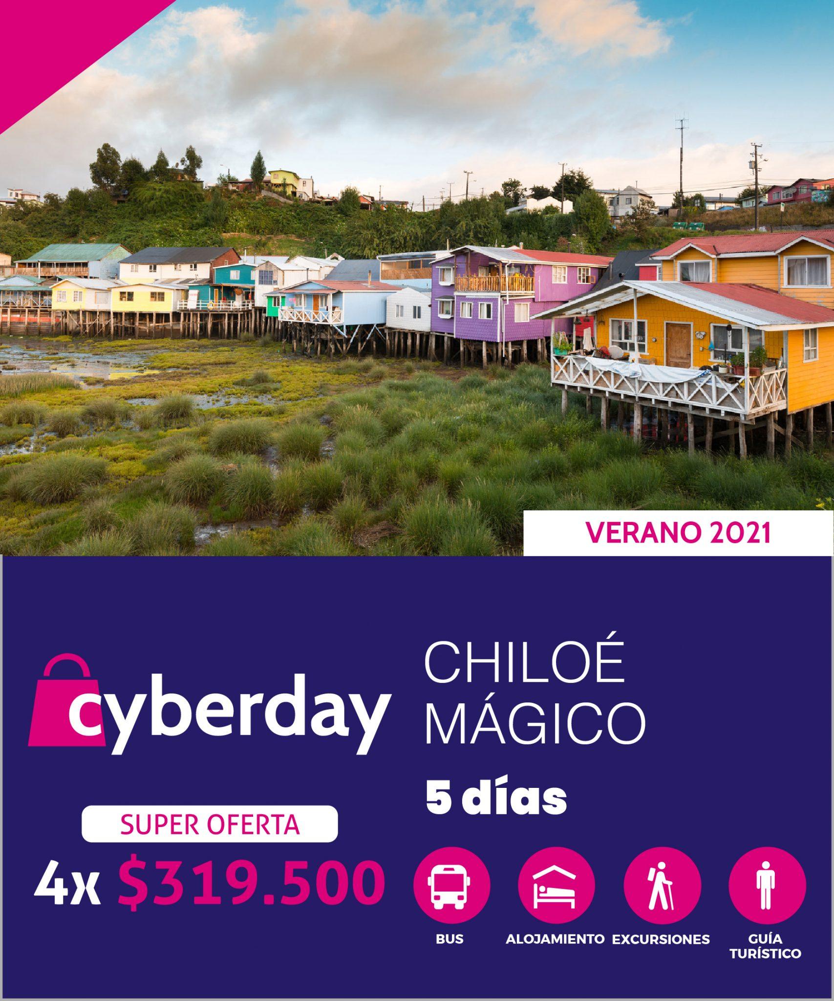CHILOÉ MÁGICO