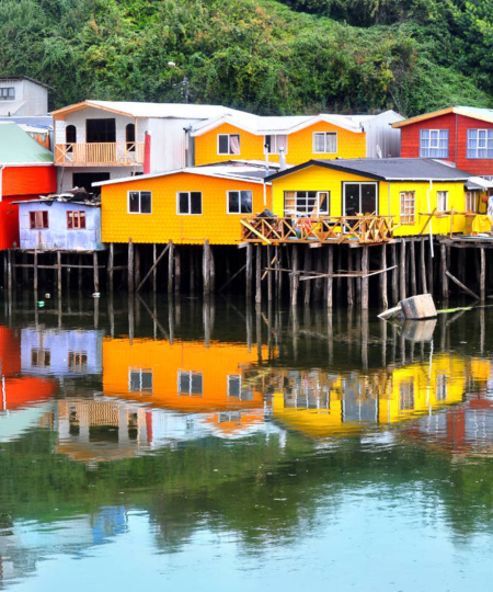 LAGOS DEL SUR & CHILOE