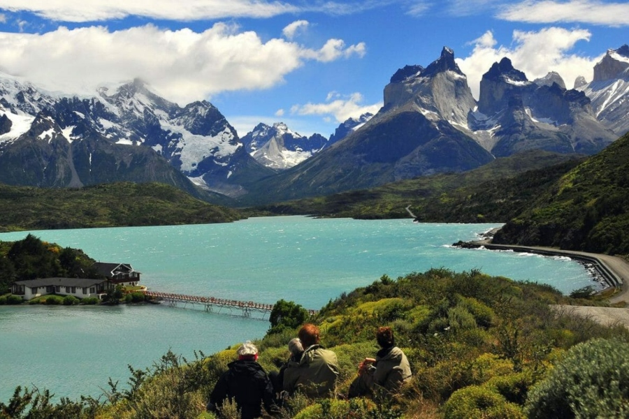 TORRES DEL PAINE EXPRESS AÉREO