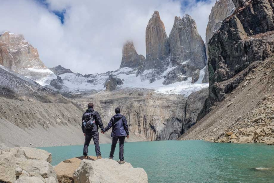 TORRES DEL PAINE – CIRCUITO W AÉREO